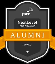pwc NextLevel Alumni Logo